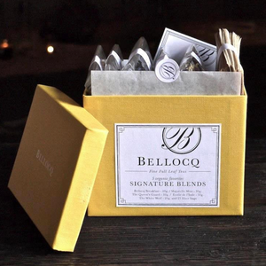 BELLOCQ TEA SIGNATURE BLENDS COLLECTION