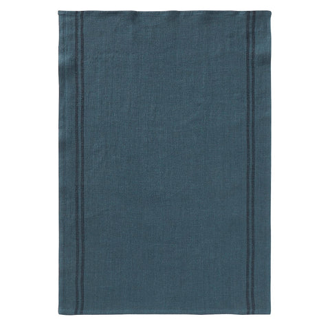 FRENCH LINEN TEA TOWEL COUNTRY (5 COLORS)