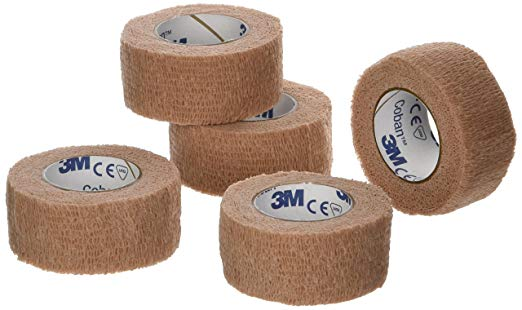 TAPE PRODUCTS FOR BANDAGING AND ELECTROTHERAPY