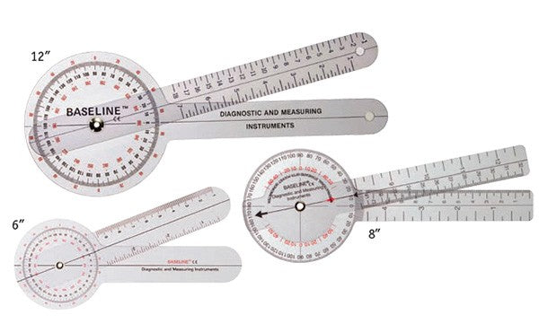 GONIOMETERS AND MEASURING AIDS
