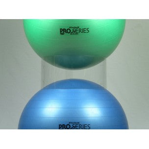 EXCERCISE BALL STORAGE STACKERS (SET OF 3)