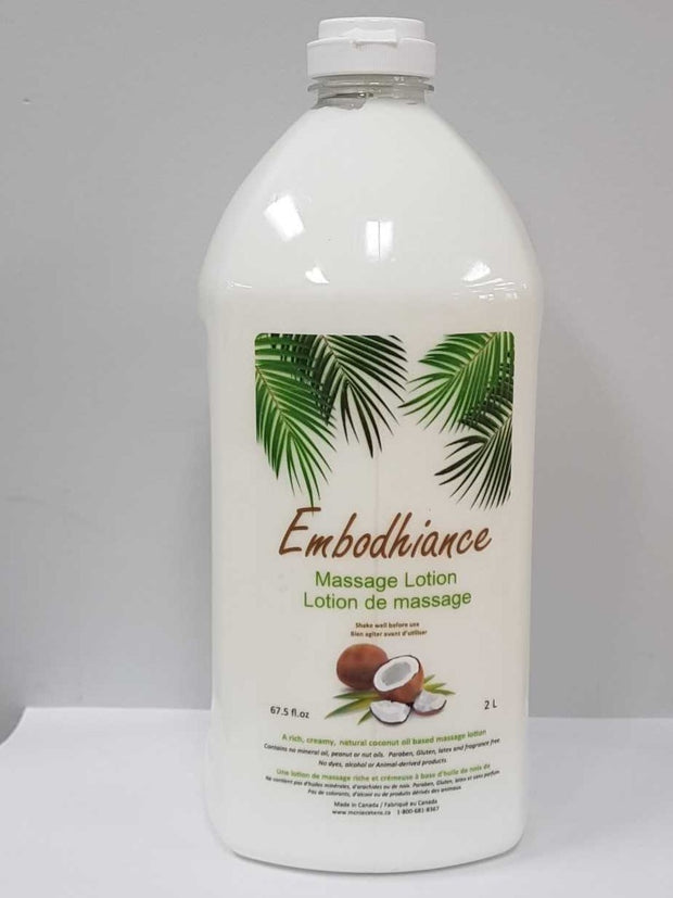 EMBODHIANCE MASSAGE PRODUCTS