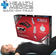 HEALTH MEDICS BACK-0N-TRAC SPINE TRAINER