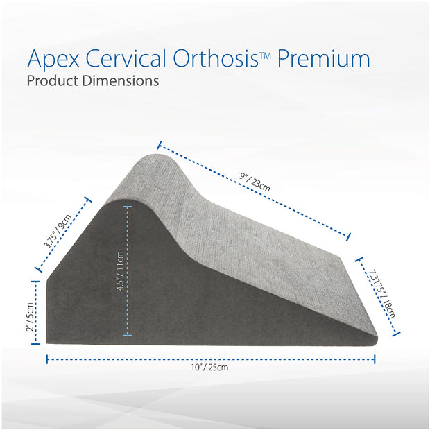 CORE APEX CERVICAL ORTHOSIS - PREMIUM