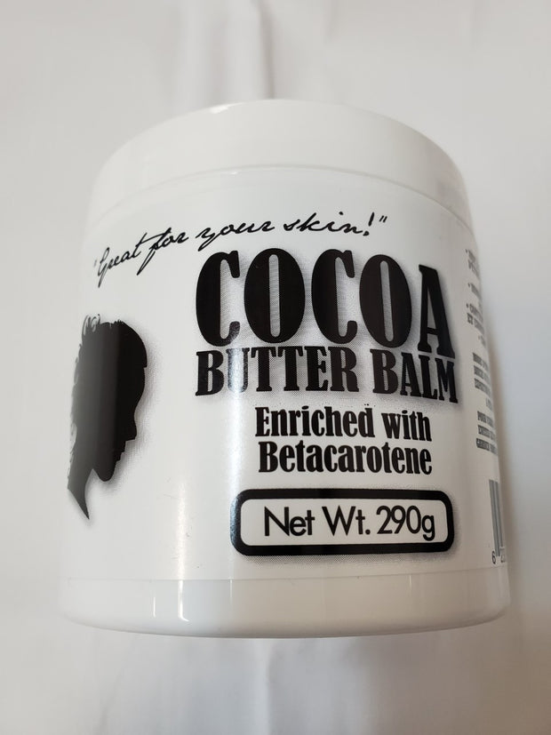 COCOA BUTTER CREAM ENRICHED WITH BETACAROTENE 290 g/10.23 oz.