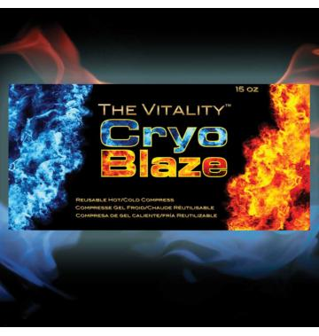 CRYO-BLAZE HOT/COLD GEL PACKS