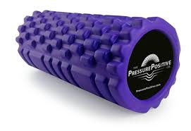 "FOAM ROLLER (EVA 13"" THERAPEUTIC ) WITH USER GUIDE"