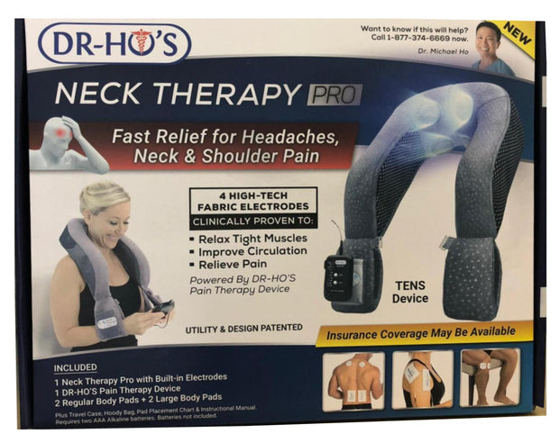 DR-HO'S NECK PAIN PRO TENS - SAVE 20% + FREE PRODUCT