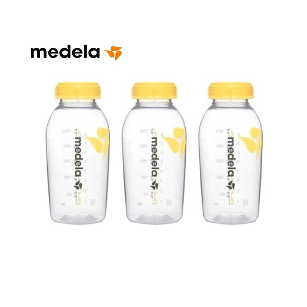 MEDELA BREASTMILK FEEDING & STORAGE 250 ML BOTTLES (Set of 3)