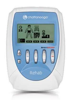 CHATTANOOGA REHAB 4 CHANNEL NMES / TENS STIMULATOR