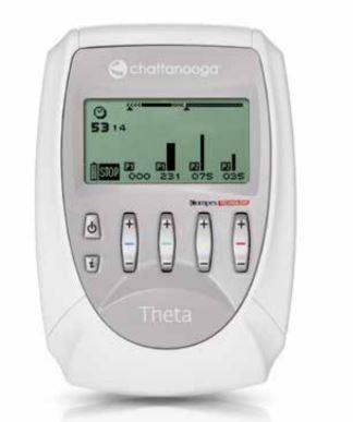 CHATTANOOGA THETA 4 CHANNEL NMES / TENS STIMULATOR