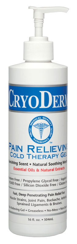 CRYODERM COLD THERAPY PRODUCTS