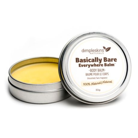 Dimpleskins Natural Basically Bare Everywhere Balm