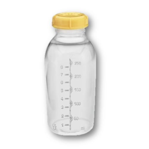 MEDELA BREASTMILK FEEDING & STORAGE 150 ML BOTTLE (1 per pkg)