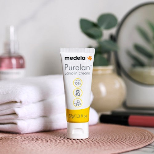Medela Purelan Lanolin Cream (37g/1.3oz