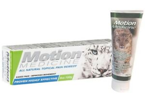 MOTION MEDICINE TOPICAL REMEDY