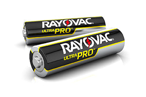 RAYOVAC INDUSTRIAL ULTRA PRO ALKALINE BATTERIES