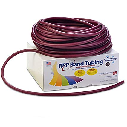 REP BAND LATEX FREE EXERCISE TUBING 100 FEET