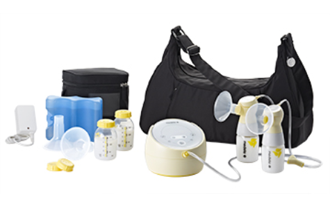 MEDELA SONATA SMART BREAST PUMP (with Flex breast shields)