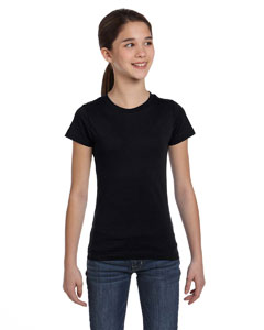 LAT Girls' Fine Jersey T shirt