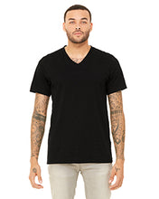 Load image into Gallery viewer, Bella Canvas Unisex Jersey Short Sleeve V Neck