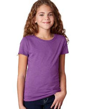 Load image into Gallery viewer, Next Level Youth Princess CVC T Shirt