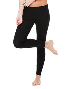 Bella Canvas Ladies Cotton Spandex Legging