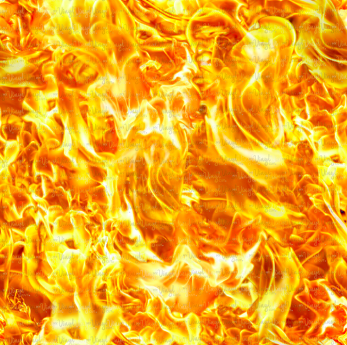 Printed Adhesive Vinyl FIRE FLAMES Pattern 12 x 12