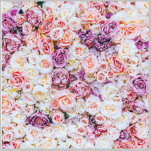 Load image into Gallery viewer, Printed Vinyl & HTV Pastel Roses and Flowers Pattern