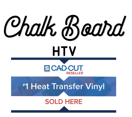 Stahls' Chalk Board Heat Transfer Vinyl HTV 12