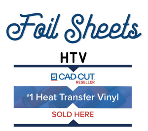 Stahls' Foil Heat Transfer Sheets HTV