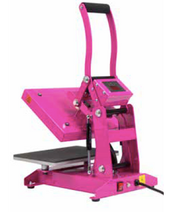 "Stahls' Hotronix Pink Craft Press 9"" x 12"" platen"