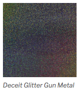 "StarCraft Magic Deceit Glitter Adhesive Vinyl 12 x 12"" sheets"
