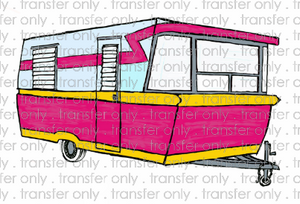 Digital File Freebie! Camper JPG