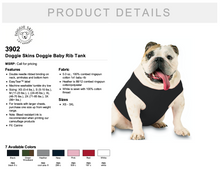 Load image into Gallery viewer, Doggie Skins Doggie Baby Rib Tank