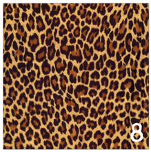 "Load image into Gallery viewer, Printed HTV REALISTIC ANIMAL PRINTS Pattern Heat Transfer Vinyl 12 x 12"" sheet"