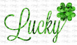 Digital File LUCKY PNG