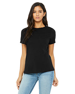 Bella Relaxed Jersey Short Sleeve T Shirt