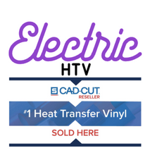 "Load image into Gallery viewer, Stahls' Electric Heat Transfer Vinyl HTV 12 x 14"" Sheets"