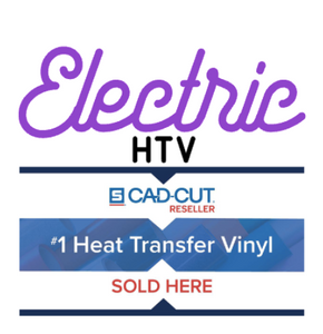 Stahls' Electric Heat Transfer Vinyl HTV 12 x 14