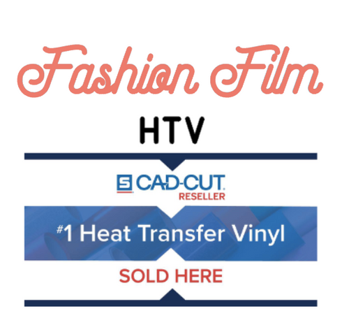 Stahls' Fashion Film Heat Transfer Vinyl HTV 12 x 14