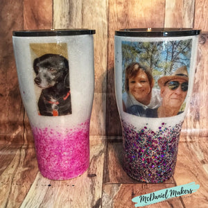 Waterslide Decal Custom Photo