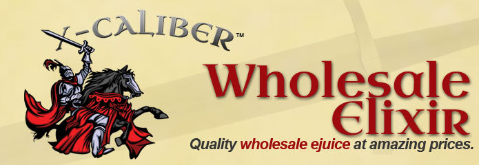 X-Caliber Wholesale Ejuice