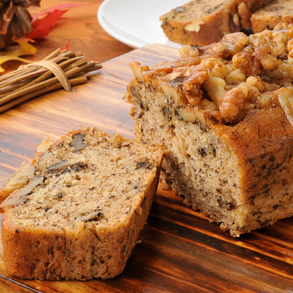 Banana Nut Bread !