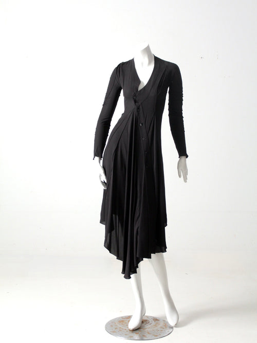 vintage Balenciaga dress