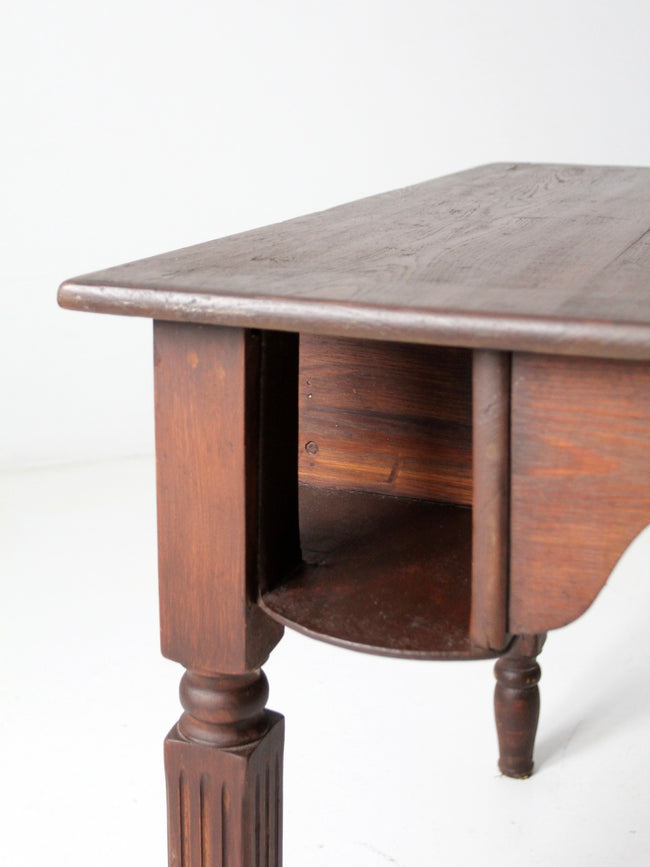 antique pub table