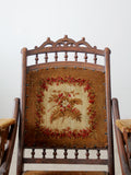 antique Victorian lawn chair