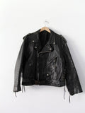 vintage 70s motorcycle jacket