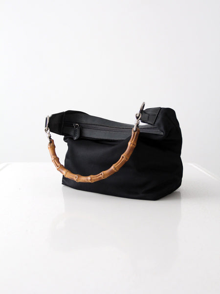 Arts & Crafts leather handbag