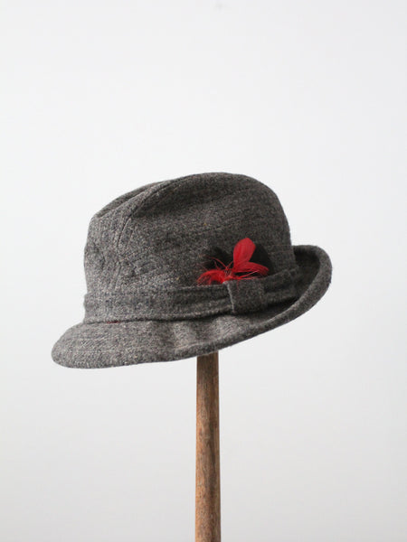 vintage Country Gentleman fedora